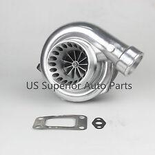 GT35 GTX3582 Billet Compressor Wheel Turbo A/R.70 Turbine .82 4Bolts T3 Flange