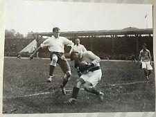 photo press football France-Angleterre 1921    428