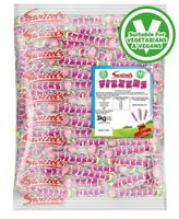Swizzels Original Fizzers Fruit Flavour Fizzy Sweets Individually Wrapped
