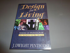 Design for Living: Lessons on Holiness from the Sermon on the Mount *Pentecost
