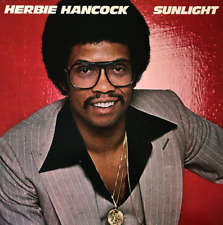HERBIE HANCOCK ‎-  Sunlight (LP) (VG+/VG-)