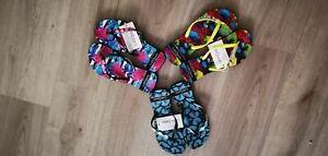 Brand new original Lolli Queen flip flops with rhinestones stylish handmade