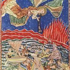 RARE 1938 ORIGINAL HELIOGRAVURE GILT VERVE THE APOCALYPSE OF ARROYO
