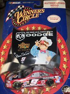 Winner's Circle 2002 Bill Elliot 1/64 Muppet Show Car Hood NASCAR