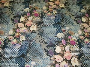 uni Breite 150cm Quality Textiles Schwarz Viskose-Elasthan Jersey