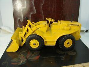 Vintage ERTL Caterpillar Bulldozer Die Cast Model Made in USA NIK