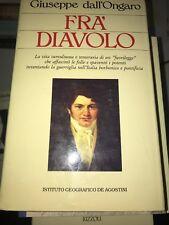 DALL'ONGARO - FRà DIAVOLO - DE AGOSTINI - 1985