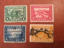 Stamps, Usa, Sc#398, Mlh, 397,399-400, used  00004000