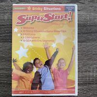 Sticky Situations Teacher Guide DVD - Super Start A Preteen Curriculum SEALED