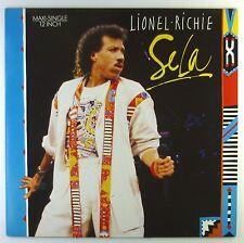 """12"""" Maxi - Lionel Richie - Se La - C1061 - washed & cleaned"""