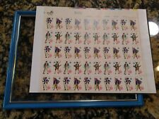 Continental Army  Navy Marines Militia Stamp Sheets Block