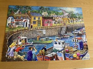 House Of Puzzles 250 Big piece jigsaw puzzle Seagull View - Age 8 +