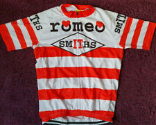 Retro Romeo SMITHS Cycling Jersey Cycling Short Sleeve Jerseys