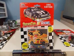 RACING CHAMPIONS STERLING MARLIN COLLECTOR RACE CAR  - SEE COMMENT