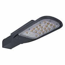 LED illuminazione stradale area SPD GRIGIO LAMPADA ESTERNO ip66 45w 5175lm caldo...