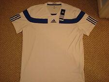 NWT Adidas ClimaCool Adipower ForMotion Barricade Tennis Crew Shirt F46158 Large