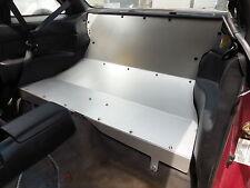LRB Speed Aluminum Rear Seat Delete - Fits: S14 95-98 240SX Kouki Zenki Nismo