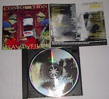 CD von  Consolation / Nembrionic Hammerdeath – Beautyfilth /