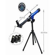 Kids Children Junior Set Telescope (SI-TY1012)Tripod Kids Playset Toy Xmas Gift