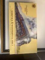 HO Scale - Bachmann - Norfolk & Western Class J Steam Locomotive & Tender Train