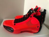 Air Jordan 34 XXXIV Infrared AR3240-600 Red Black Mens Basketball Shoes Sneakers