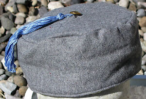 Reproduction 1800's Civil War UNION or CONFEDERATE SMOKING CAP Med-Large