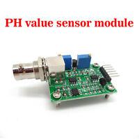 (US) Liquid PH Value Detection Sensor Module Monitoring Control