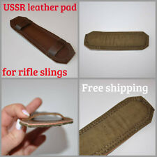 USSR Soviet Russian Rifle Sling Belt Shoulder Pad Gun Strap Padding Removable
