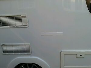 Swift caravan stickers graphics for dent cover up