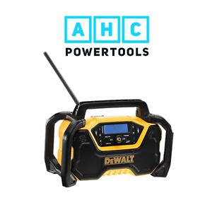 DeWalt DCR029 Compact Bluetooth® Radio 240V & Li-ion Bare Unit