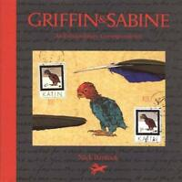 Complete Set Series - Lot of 4 Griffin & Sabine Correspondence by Nick Bantock