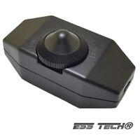 Gradateur interrupteur lumière à intensité variable bouton ajuster lampe chevet