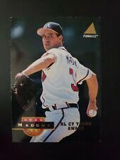 1994 Pinnacle Baseball - #11 - Greg Maddux - Atlanta Braves