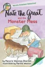 Nate the Great and the Monster Mess, Marjorie Weinman Sharmat, Good Book