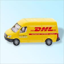 SIKU Spielzeug Postauto Post DHL Transporter Spielzeugauto Modellauto / 1085