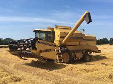 1995 New Holland TX 65 combine harvester Very Tidy Machine!