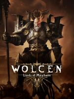 Wolcen: Lords of Mayhem - PC STEAM ACCOUNT [Steam Account Verleih]