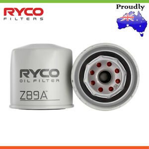 Brand New * RYCO * Oil Filter For LOTUS ECLAT 2.2L 4 Petrol 1/1980 -12/1993