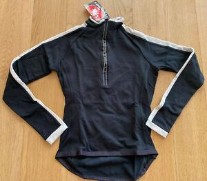 Brand New Original CASTELLI Vintage Warm Jersey L