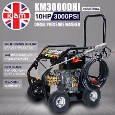 HIFLOW Diesel Pressure Washer 20 litres per minute Industrial Jet Power Cleaner