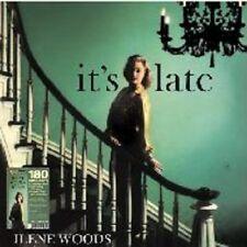 ILENE WOODS / IT'S LATE(180GRAM) by LPTIME