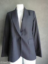 Stella McCartney Ladies Black Hand Stitch Detail Jacket BNWOT Size 8