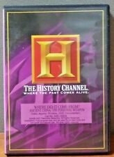 Ancient China: The Personal Weapon Dvd The History Channel Like New