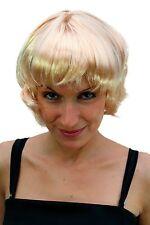 Perücke, blond, kurz, Bob (Party-Wig, Perrücke) NEU&OVP