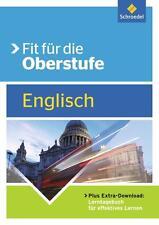 Fit für die Oberstufe. Englisch, Christiane Huber