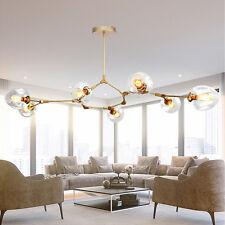 Bar Modern Ceiling Lights Kitchen LED Lamp Glass Pendant Light Office Chandelier