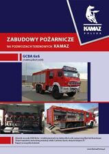 Kamaz Fire Trucks 2017 brochure catalogue