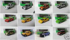 Chevrolet Contemporary Manufacture Diecast Cars