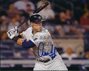 NEW YORK YANKEES Aaron Judge   Signed 8x10 autographed photo Reprint