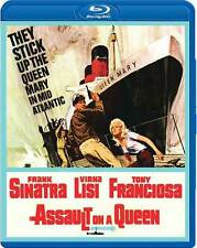 Assault on a Queen (Anthony Franciosa) Region A BLU RAY - Sealed